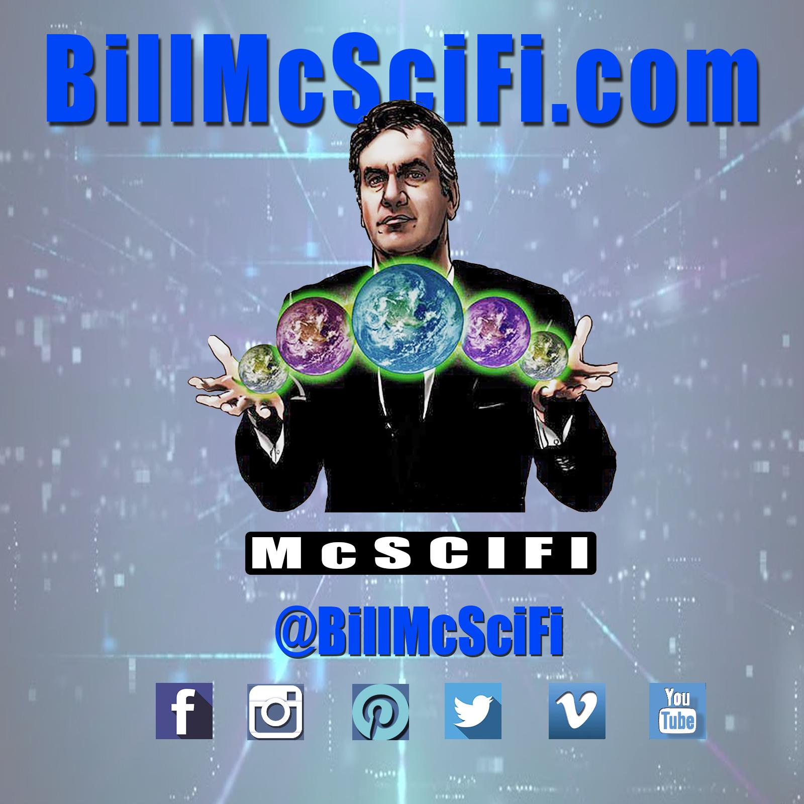Bill McSciFi